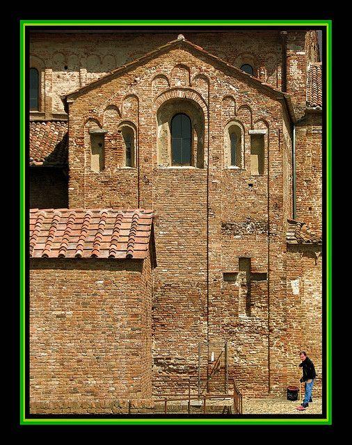 Romanesque | Church in Lomello, Italy
