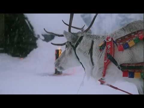 Partida do Pai Natal