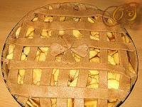 Rezept American Apple Pie / Amerikanischer Apfelkuchen von Cathys - Rezept der…