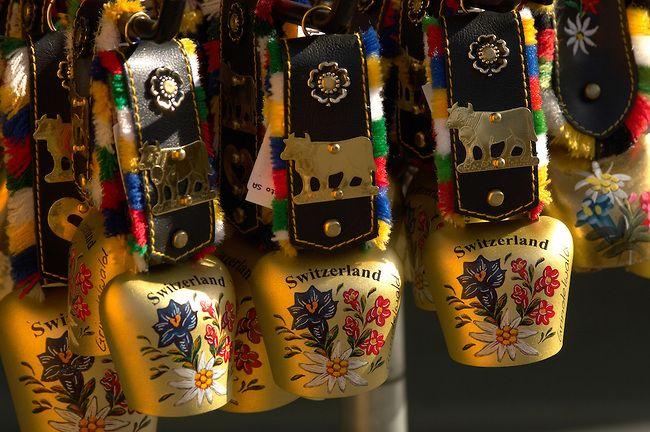 Сувениры из Швейцарии