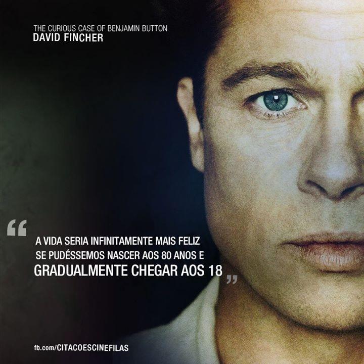 Curioso Caso de Benjamin Button (The Curious Case of Benjamin Button ...