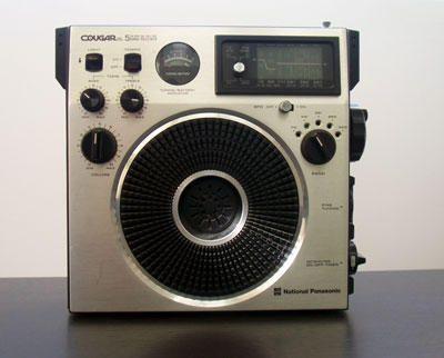 NATIONAL COUGAR radio