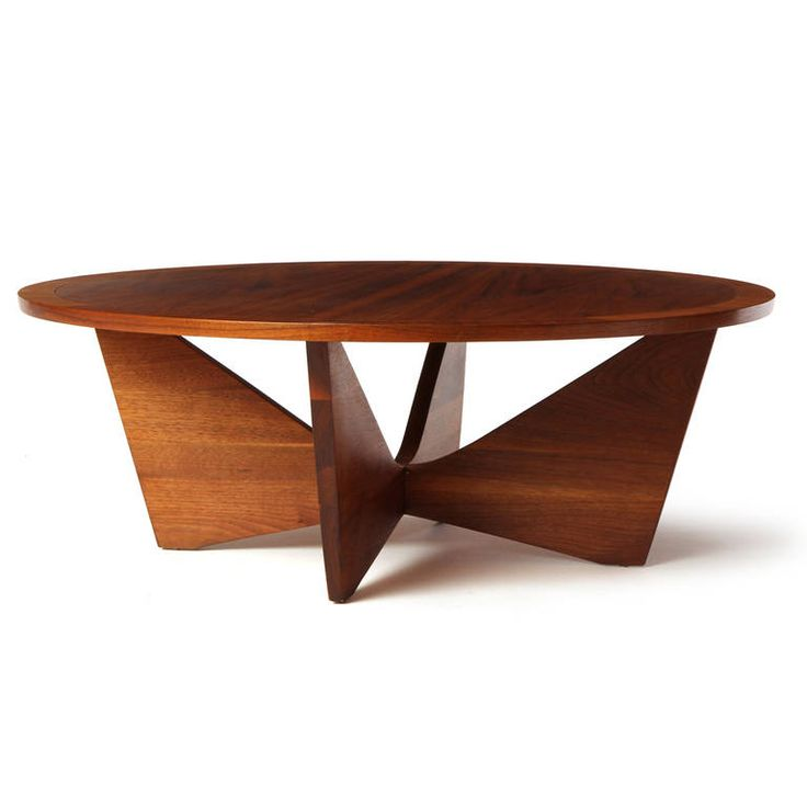 Butterfly Low Table by George Nakashima | From a unique collection of antique and modern coffee and cocktail tables at https://www.1stdibs.com/furniture/tables/coffee-tables-cocktail-tables/