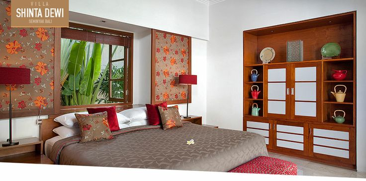 Villa Shinta Dewi Petitenget Seminyak - The Rooms Page