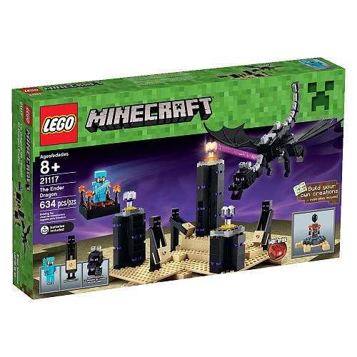 LEGO Minecraft The Ender Dragon $59.99!