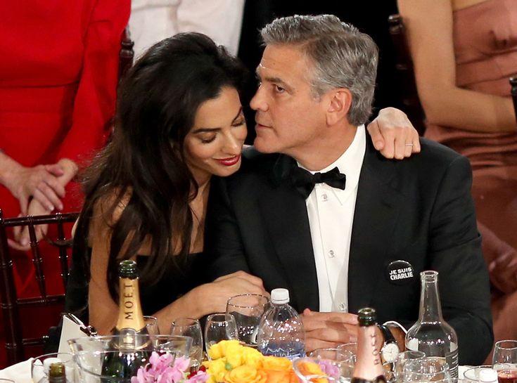 George Clooney y Amal, ¡esperarían gemelos!