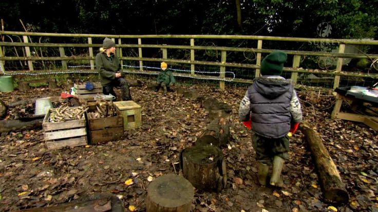 An amazing video describing the benefits children gain from their participation in forest school experiences.