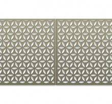 Pattern Library | Bok Modern B6 railing, fences gates, metal panels bokmodern…