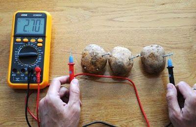 """Οι πατάτες και οι """"οικολογικές"""" χρήσεις τους http://ift.tt/2nJkkt1"""