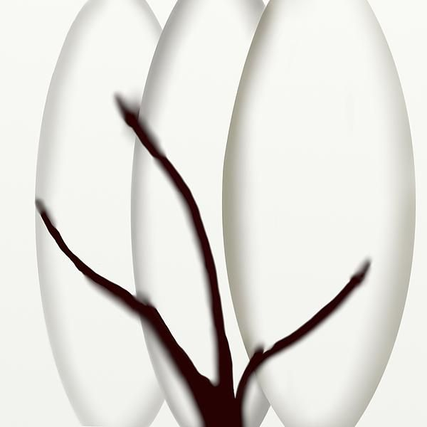 The piece is a part of a new series with the theme egg, sprout, seed and tree, a combination of abstract and surreal images. The essence is what egg, sprout, seed and tree stands for; Life,faith and possibilities. I hope you will enjoy!