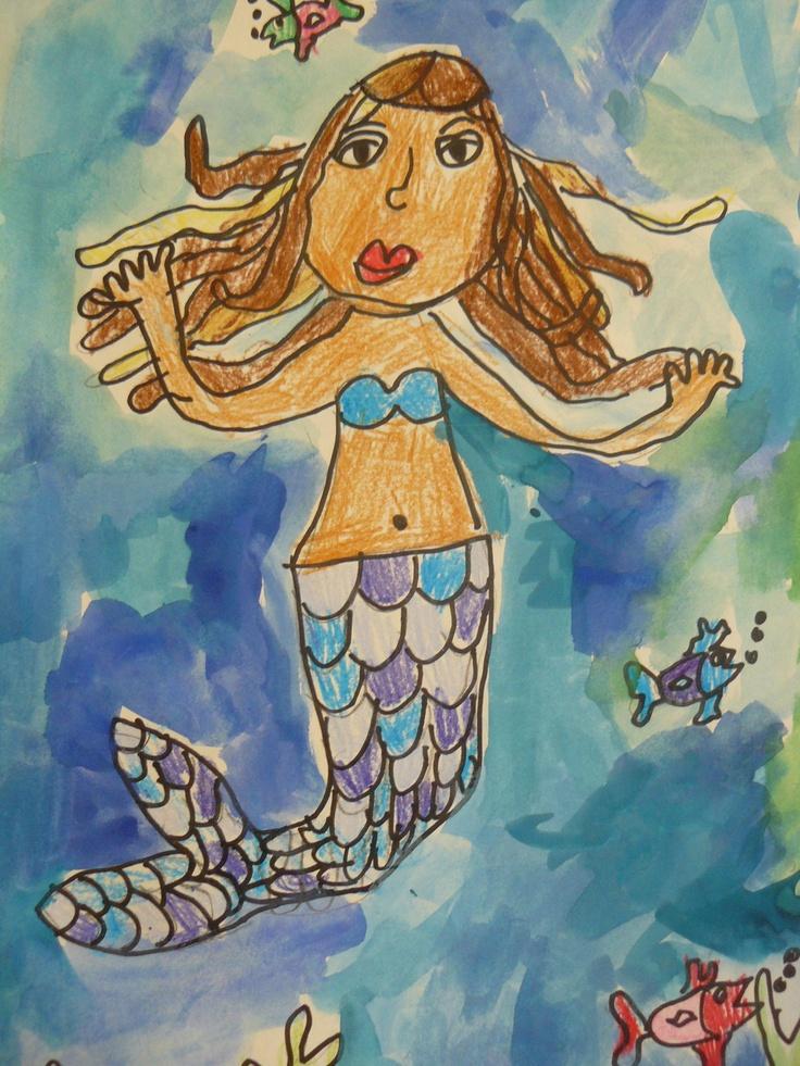 Mermaid by Addy