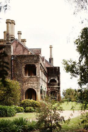 Iandra Castle is a large homestead near the town of Greenethorpe, New South Wales, Australia.