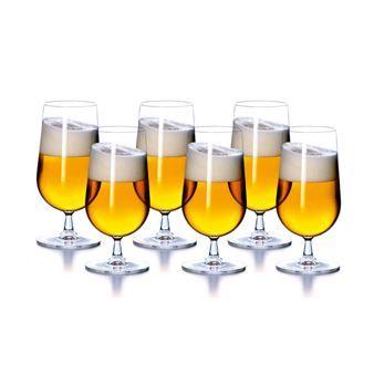 Grand cru ølglass 6-pakn. fra ScandinavianDesignCenter. Om denne nettbutikken: http://nettbutikknytt.no/scandinaviandesigncenter/