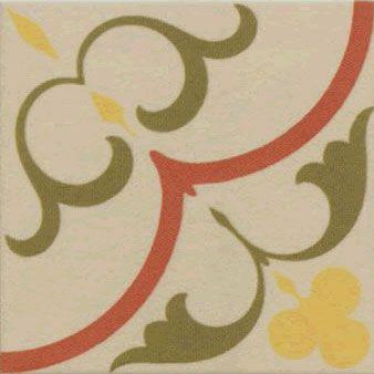 Prachtige vintage decoratieve vloertegels Vives 1900 gaudi 1 20x20 bij Vlagsma tegelwalhalla in Bolsward! Koop uw tegels online bij de tegelspecialist!