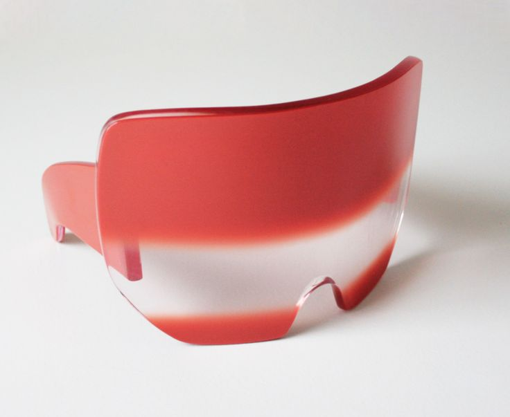 visor designed and produced by General Eyewear