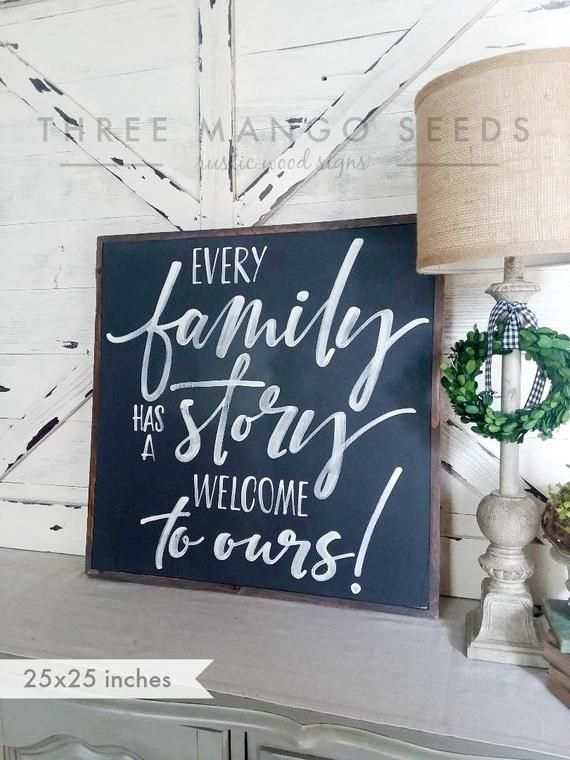 Pin On Diy Home #wood #signs #for #living #room