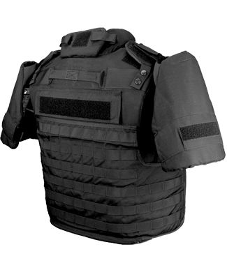 U.S. Armor | Cover Plus (Back) | Custom Fit Body Armor | You'll Wear It! | www.usarmor.com