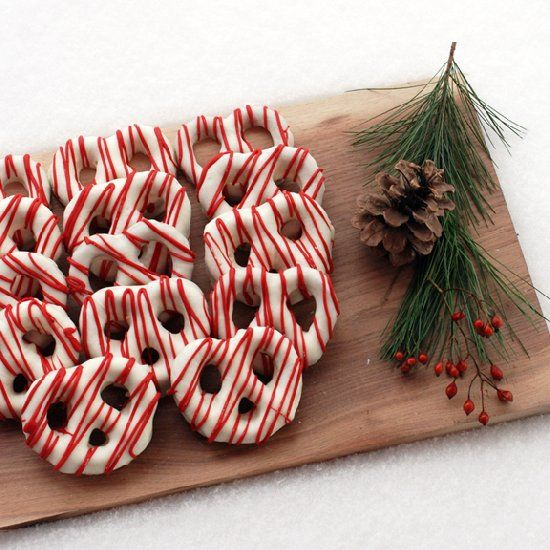 An easy, festive treat to make for the holiday season.
