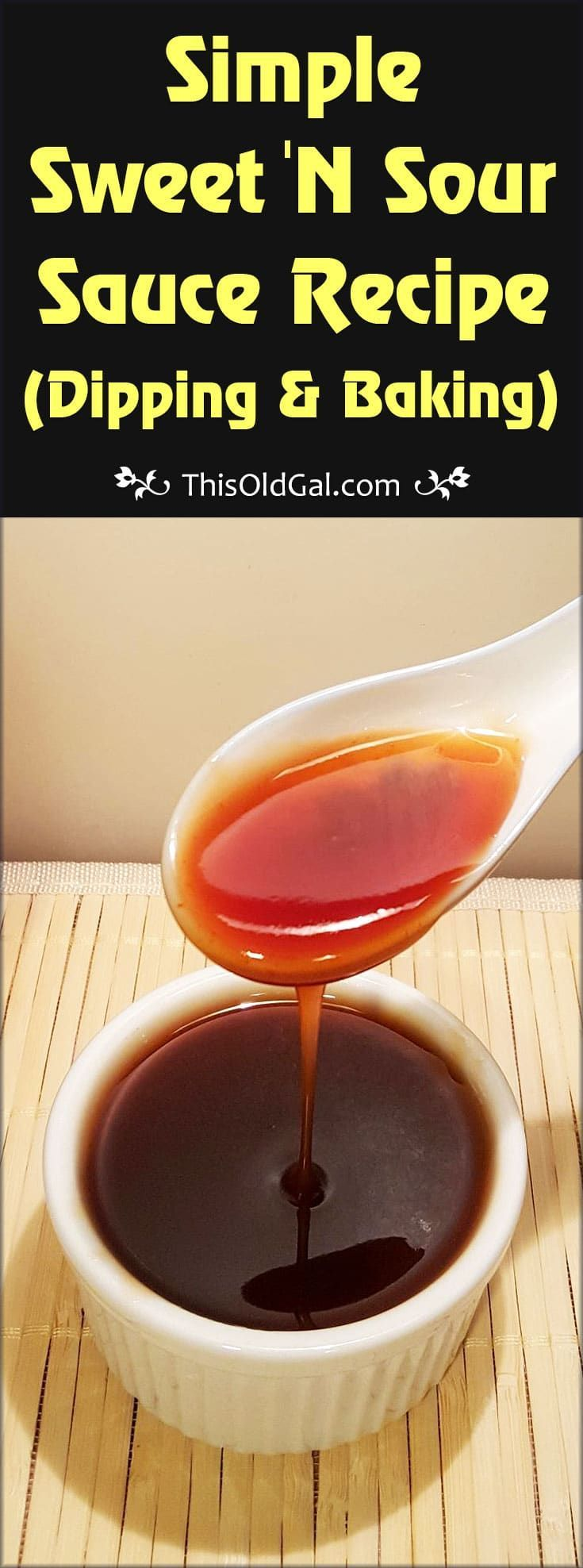 Best 25 homemade sauce ideas on pinterest marinade for Recipes with minimal ingredients