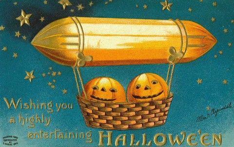 Pintrest Halloween Crafts
