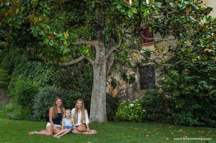 Family portrait - more info at http://www.dariopichiniwedding.com/