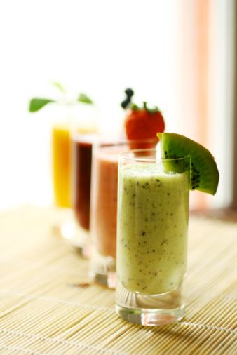Healthy Breakfast Smoothies | IdealHomeGarden.com