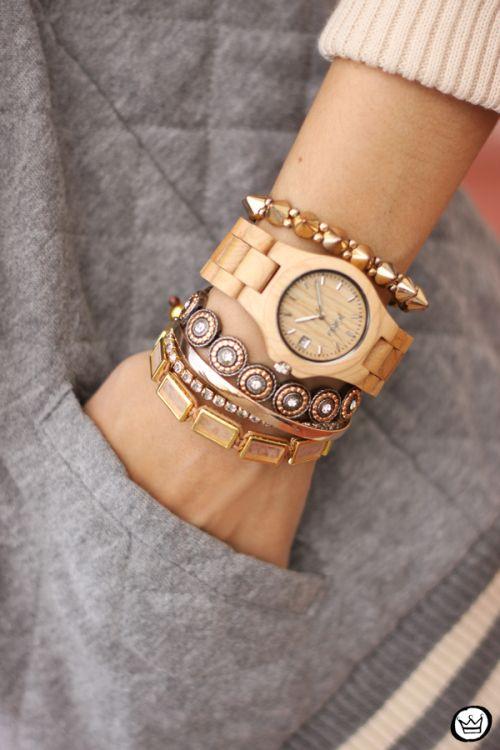 Fashion - Watch + Bracelets