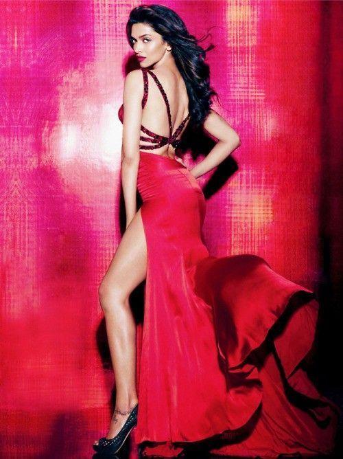 Red Hot Deepika Padukone