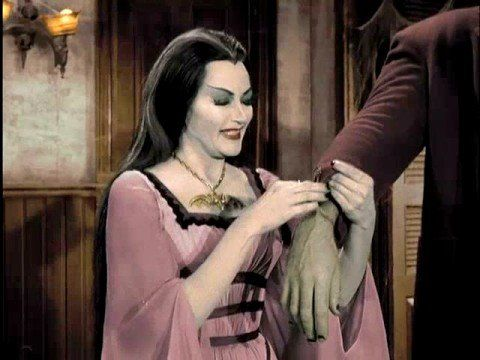 The Munsters: Family Portrait IN COLOR (+playlist)