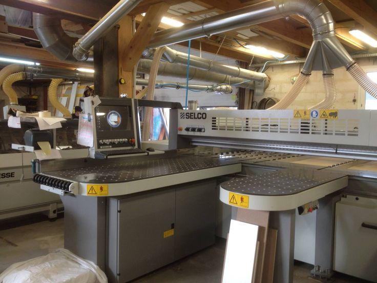 Voici nos nouvelles machines afin de répondre encore mieux à vos envies. #Rafflin #Menuiserie #Carpentry #Golfe de #SaintTropez