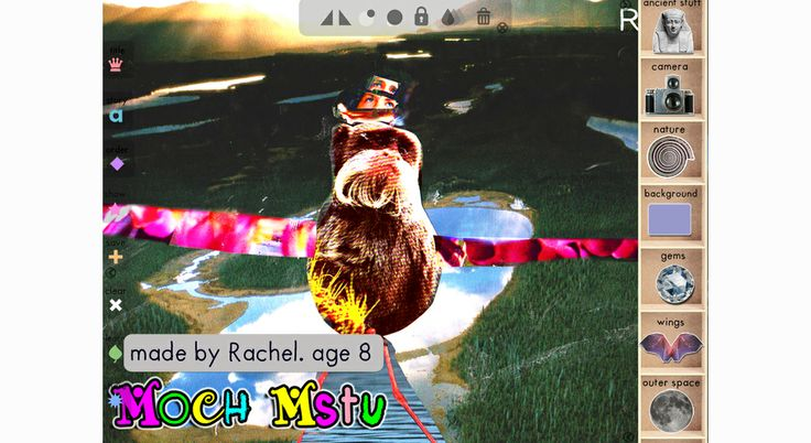 Monster Moogle Collage Maker