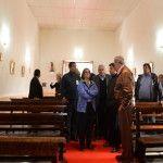 Con una intensa agenda, Lucía Corpacci visitó Alijilán y Los Altos
