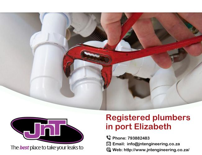 http://bit.ly/2hMUWkb Registered Plumbers in Port Elizabeth- Believe in Our High Quality #PlumbingServices.  Our teams are expert and carry out the work after preparing a well defined plan.