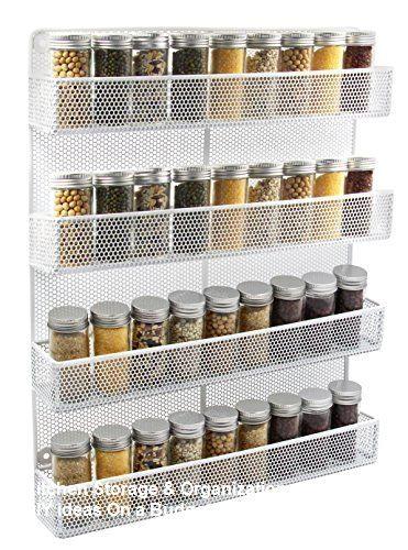 Stylish Spice Storage Ideas For Your Wonderful Kitchen #diykitchen