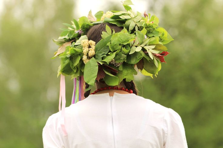 #wreath, #tradition #Poland