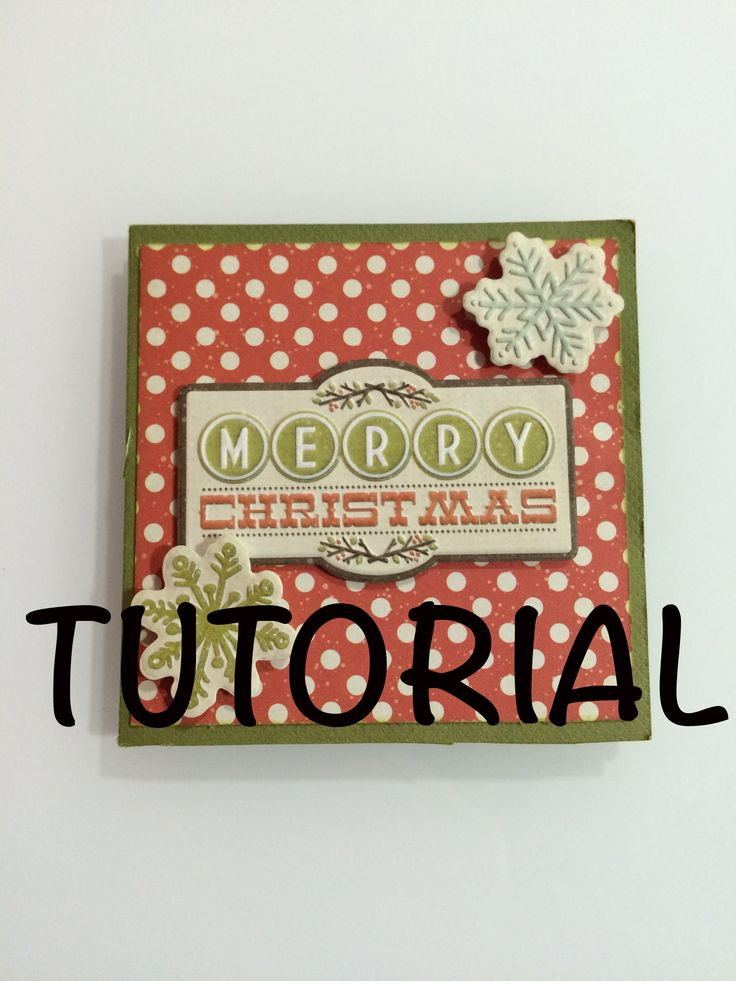 like the use of little flat magnets for closures! cute little album, pretty easy to make