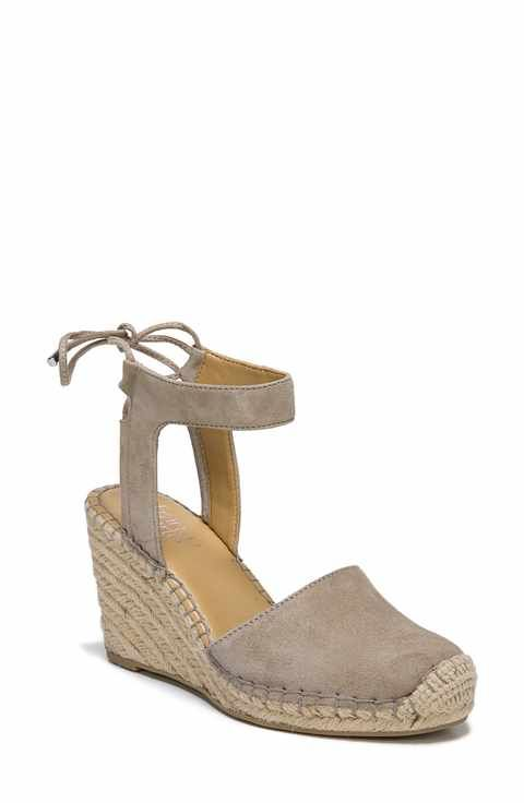 feb5e645bd1 SARTO by Franco Sarto Mariska Espadrille Wedge Sandal (Women) | wish ...