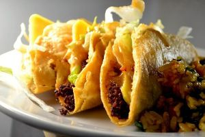 """JUST LIKE JACK IN THE BOX TACOS: ~ From: """"AllFreeCopycatRecipes.Com"""" ~ By: Biz from """"My Bizzy Kitchen.Com."""" ~ This Jack in the Box Tacos recipe replicates the famous fried tacos you can't seem to find anywhere else. These tacos may be fried, but they are not greasy at all. This taco recipe also includes the Jack in the Box secret sauce recipe which is ever so important to accurately mimicking the famous fast food taco."""