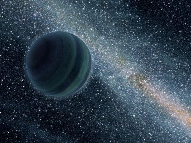 """Rogue planets.  """"A Guide to Lonely Planets in the Galaxy – Phenomena: No Place Like Home"""""""