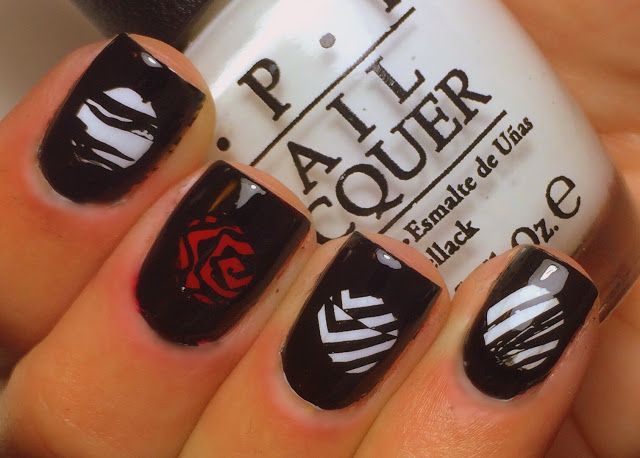Nails by an OPI Addict: Twenty One Pilots: Blurryface Nails