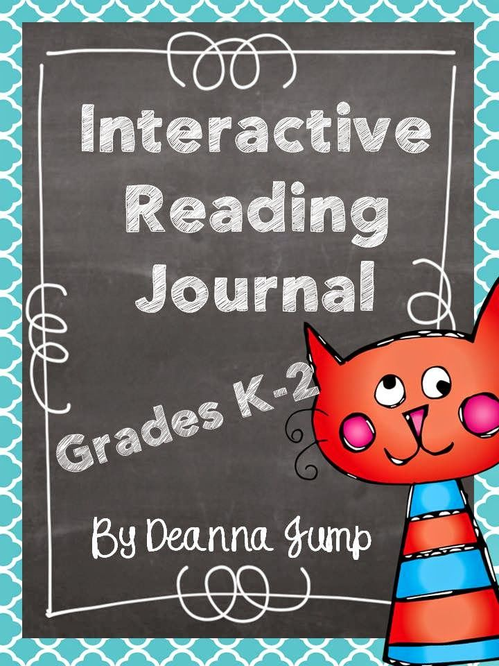Interactive Reading Journals and Freebies! - Mrs Jumps class