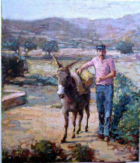 Gallery Corona: ΑΓΓΕΛΟΣ ΠΑΠΑΔΟΠΟΥΛΟΣ Ζωγραφική σε καμβά ελαιογραφί...