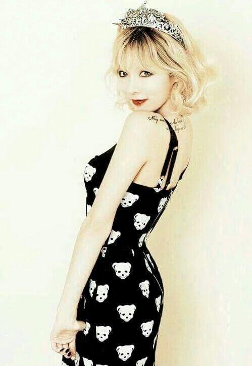 #4Minute #Hyuna
