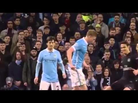 Manchester City vs Paris Saint Germain Manchester City  1-0 Paris Saint Germain - all Goals & Highlights Champions League 12/4/2016  Манчестер Сити 1:0 ПСЖ