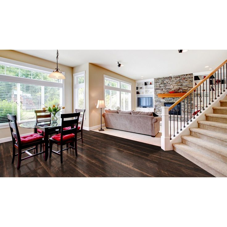 Shop Style Selections 7 59 In W X 4 23 Ft L Saddle Pine