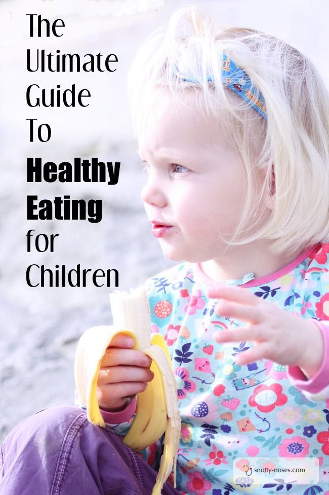 If you're worried about your child's eating, this is a great place to find lots of information about healthy eating for children. Heaps of great articles, written by a paediatric doctor and mother of 4 young kids.