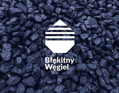 """Check out new work on my @Behance portfolio: """"Błękitny węgiel- logotype designed for Polchar company"""" http://be.net/gallery/53795805/Blekitny-wegiel-logotype-designed-for-Polchar-company"""