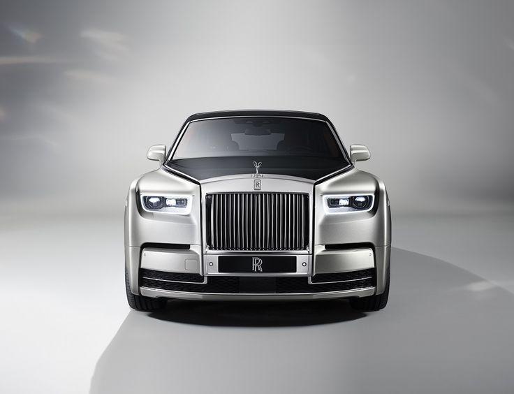 Il mondo ha bisogno di icone. Rolls-Royce Phantom.