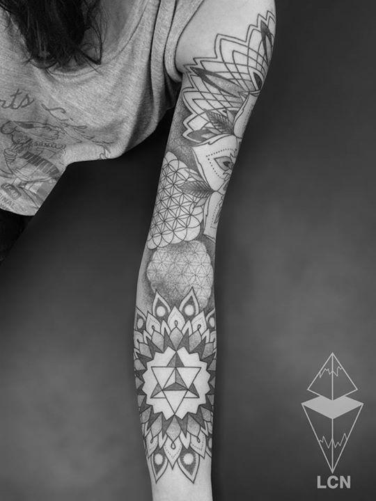 326 best ornamental geometric tattoo ideas images on for Sacred ink tattoo