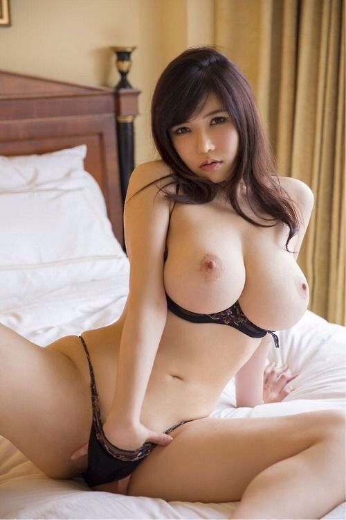 Asian girl naked breast